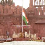 Modi-Red Fort