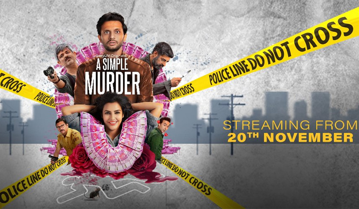 A Simple Murder   Top 10 Best Indian Web Series On Sony LIV   TrendPickle