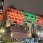 Boston City Hall-Color