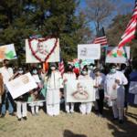 Gandhi-Davis-Protest