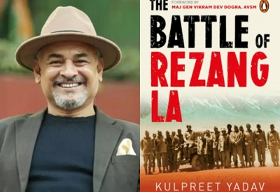 'Indians at large need to know about The Battle of Rezang La'